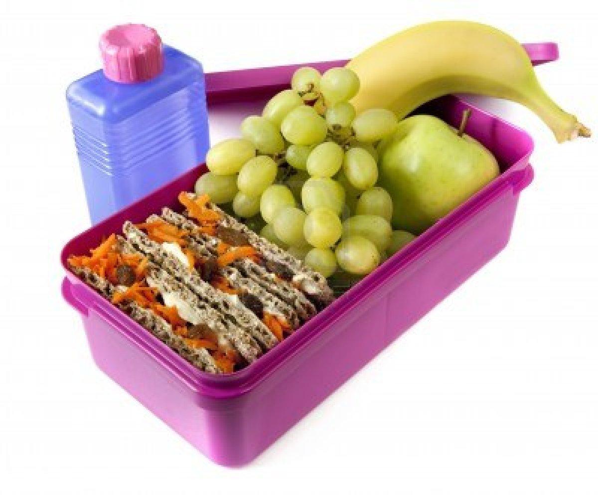 gezonde lunches voor school